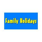 Family Holidays korting